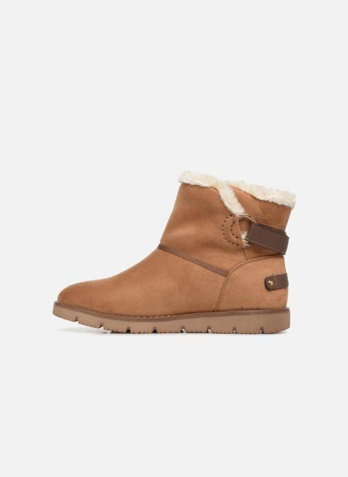 Bottines et boots Tom Tailor Antonella Marron vue face