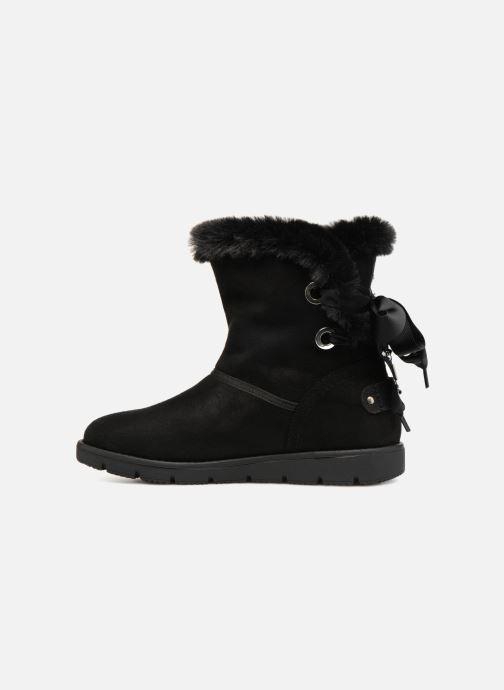 Bottines et boots Tom Tailor Carla Noir vue face