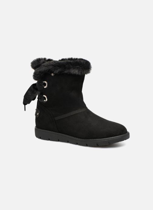 Bottines et boots Tom Tailor Carla Noir vue détail/paire