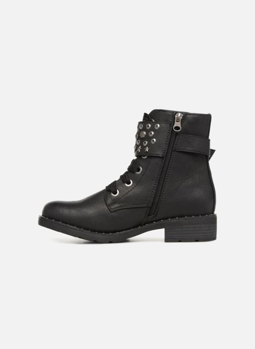 Ankle boots Tom Tailor Ariana Black front view