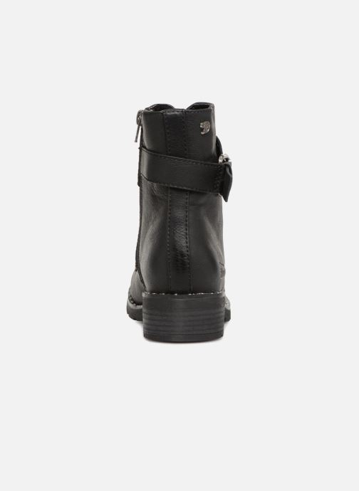 Ankle boots Tom Tailor Ariana Black view from the right