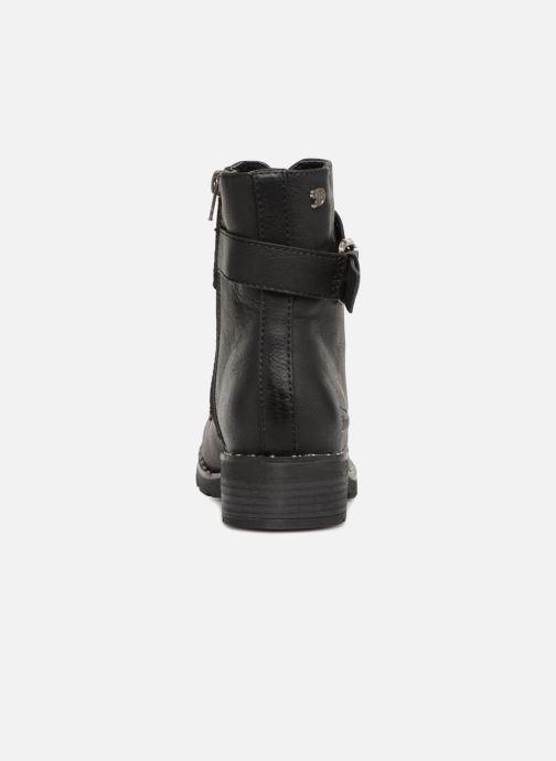Bottines et boots Tom Tailor Ariana Noir vue droite