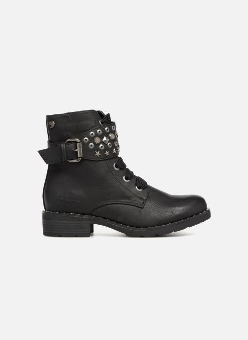 Ankle boots Tom Tailor Ariana Black back view