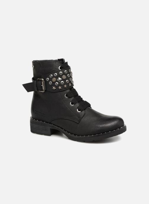 Bottines et boots Tom Tailor Ariana Noir vue détail/paire