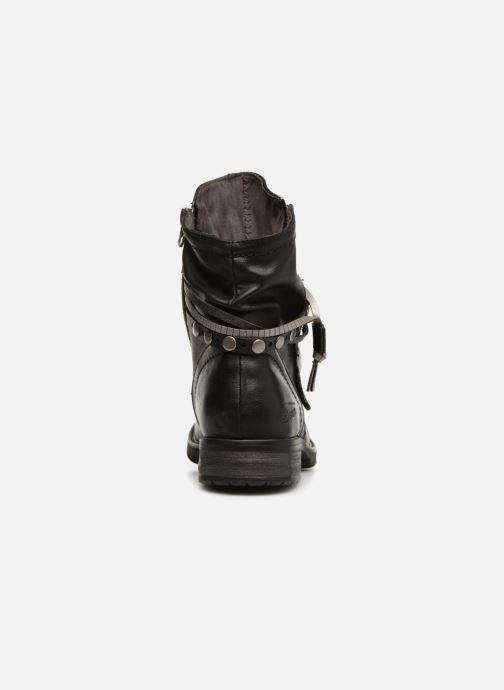 Bottines et boots Tom Tailor Alejandra Noir vue droite