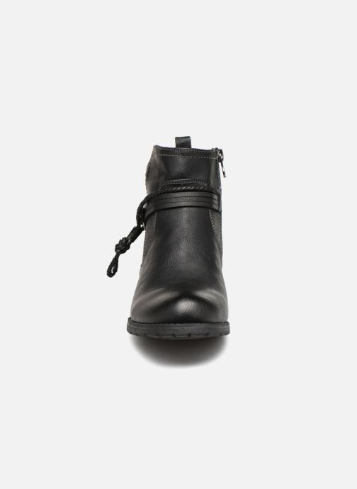Ankle boots Tom Tailor Natalia Black model view