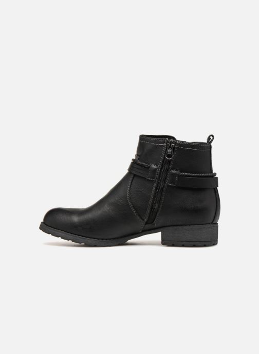 Ankle boots Tom Tailor Natalia Black front view