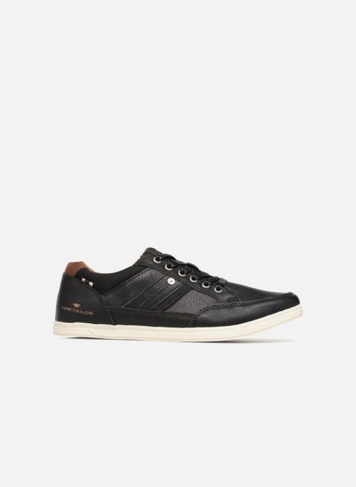 Trainers Tom Tailor Pedro Black back view