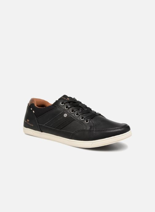Trainers Tom Tailor Pedro Black detailed view/ Pair view