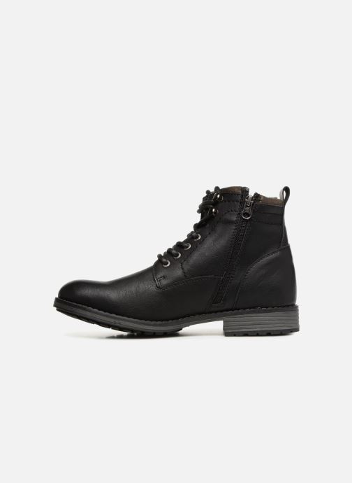 Ankle boots Tom Tailor Alonso Black front view