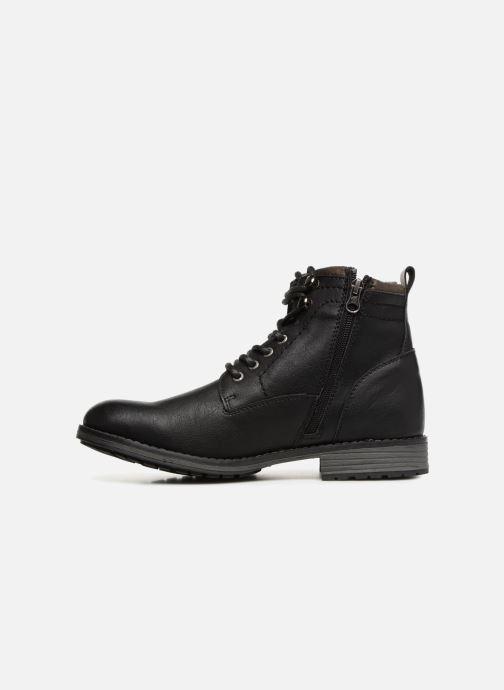 Bottines et boots Tom Tailor Alonso Noir vue face