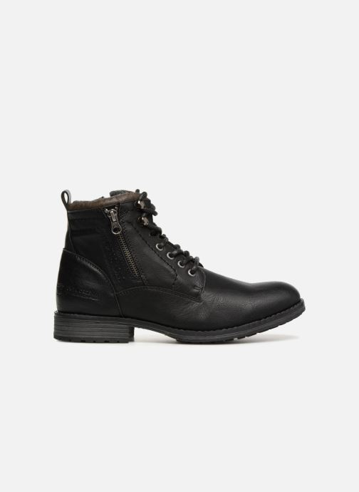 Ankle boots Tom Tailor Alonso Black back view