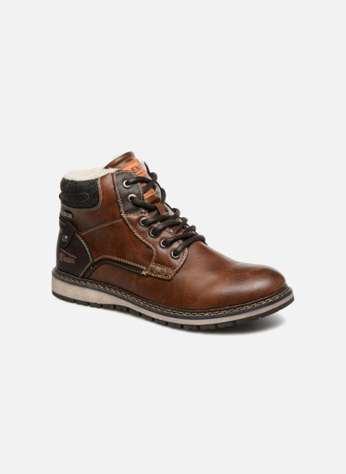 338058 Javier Boots Bottines marron Sarenza Tom Chez Tailor Et 8wZx5qgA