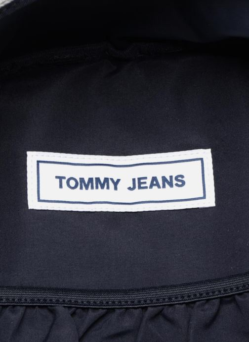 Mochilas Tommy Hilfiger TOMMY JEANS LOGO BACKPACK Azul vistra trasera