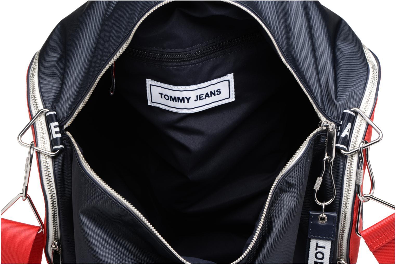 Sporttassen Tommy Hilfiger TOMMY JEANS LOGO DUFFEL Blauw achterkant