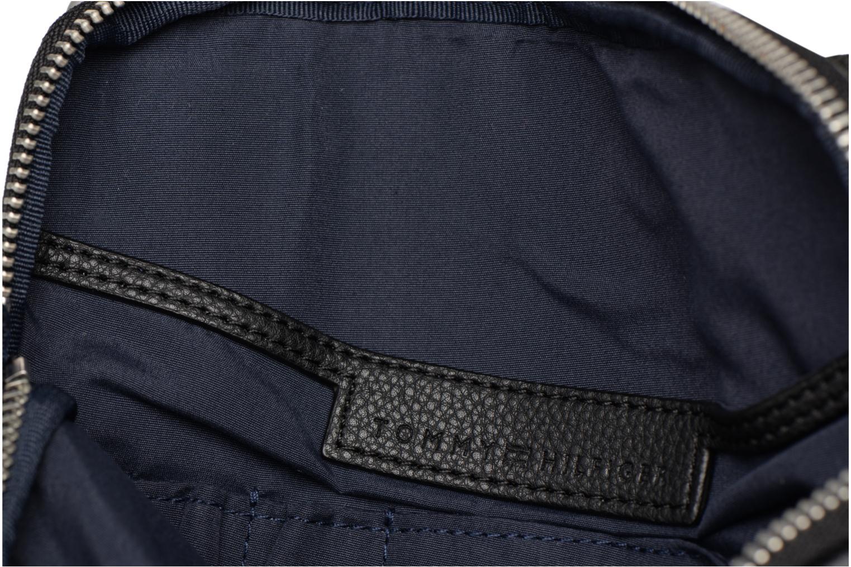 Herrentaschen Tommy Hilfiger CORPORATE MIX MIN CROSSOVER schwarz ansicht von hinten