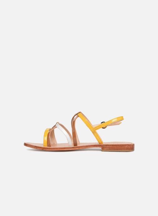 Sandalen Mellow Yellow Balentine Geel voorkant