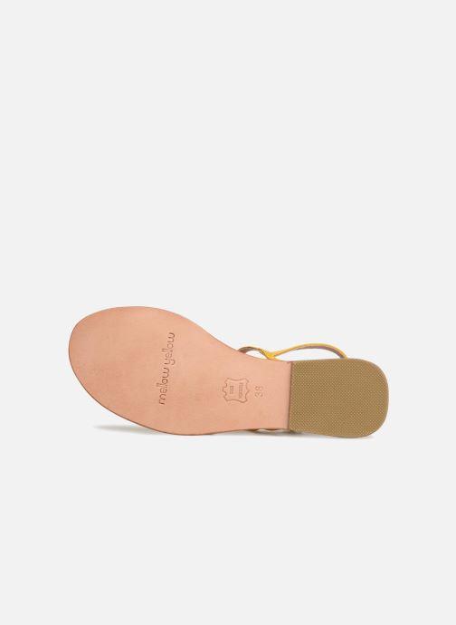 Sandalen Mellow Yellow Balentine Geel boven