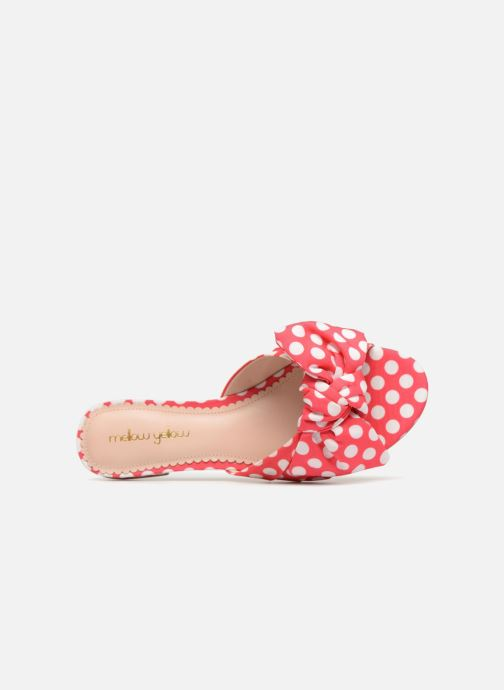Wedges Mellow Yellow Bytavide Roze links
