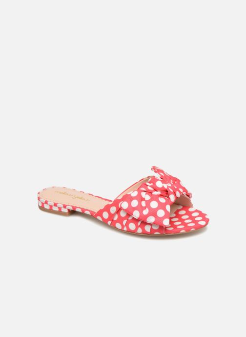 Wedges Mellow Yellow Bytavide Roze detail