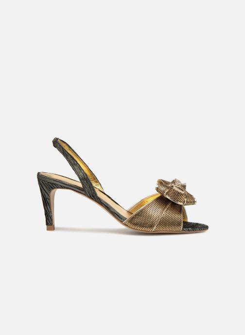 Sandali e scarpe aperte Mellow Yellow Belinda Nero immagine posteriore