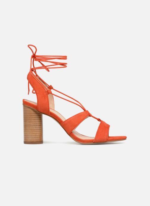Sandales et nu-pieds Mellow Yellow Brune Orange vue derrière