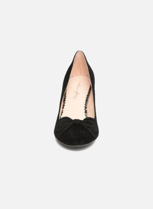 Escarpins Mellow Yellow Calypso Noir vue portées chaussures