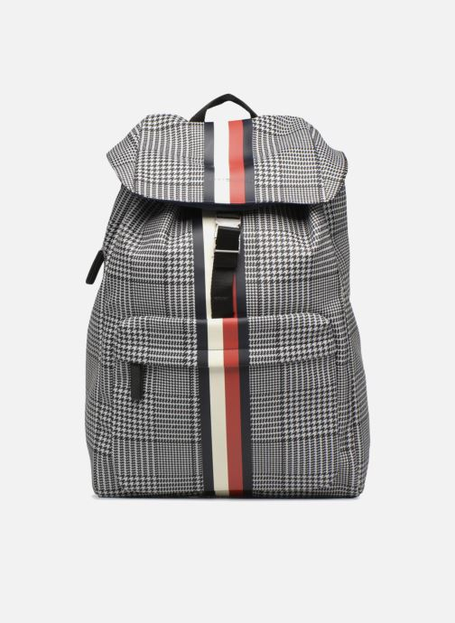 Sacs à dos Tommy Hilfiger BLOCK STRIPE BACKPACK Gris vue détail/paire