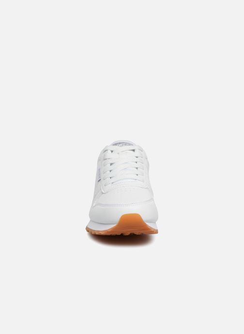 Baskets Skechers OG 85 Old School Cool Blanc vue portées chaussures