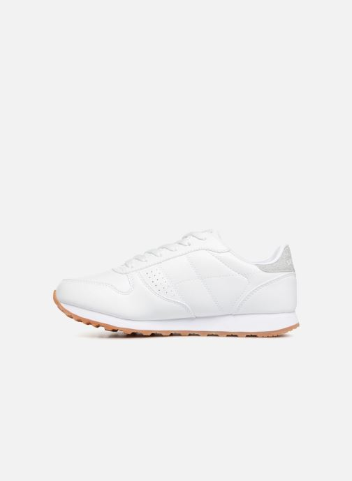 Baskets Skechers OG 85 Old School Cool Blanc vue face