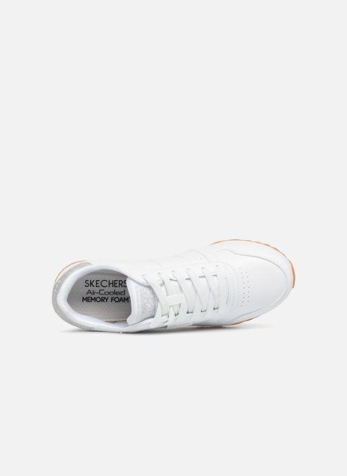 Sneaker Skechers OG 85 Old School Cool weiß ansicht von links