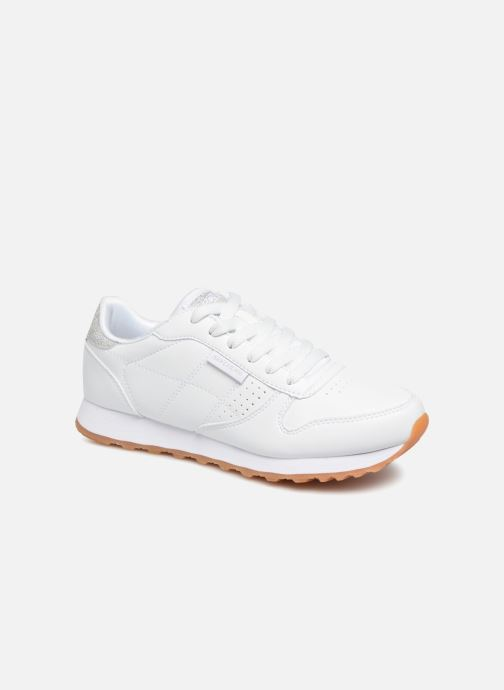 Deportivas Skechers OG 85 Old School Cool Blanco vista de detalle / par