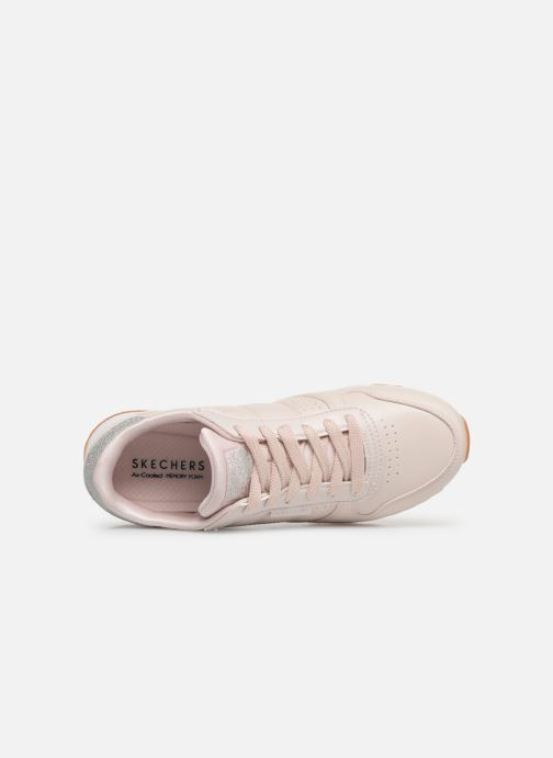 Baskets Skechers OG 85 Old School Cool Rose vue gauche