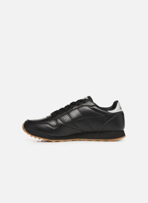 Baskets Skechers OG 85 Old School Cool Noir vue face
