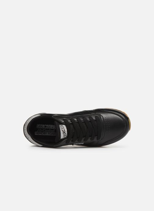Trainers Skechers OG 85 Old School Cool Black view from the left