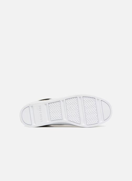 Sneaker Skechers Hi-Lite Liquid Bling silber ansicht von oben