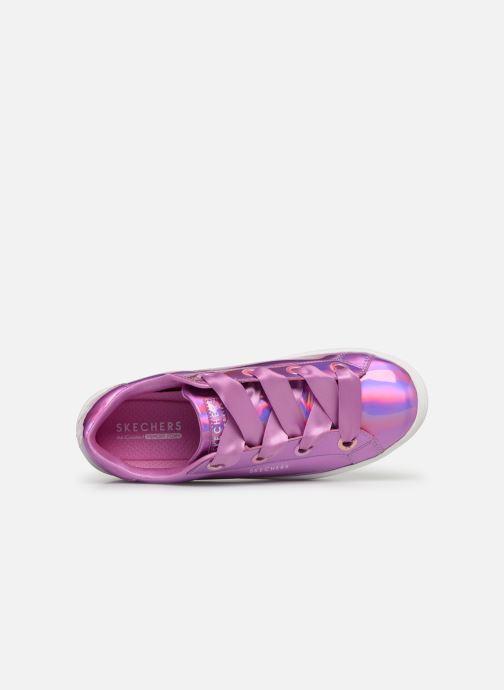 Sneakers Skechers Hi-Lite Liquid Bling Rosa bild från vänster sidan