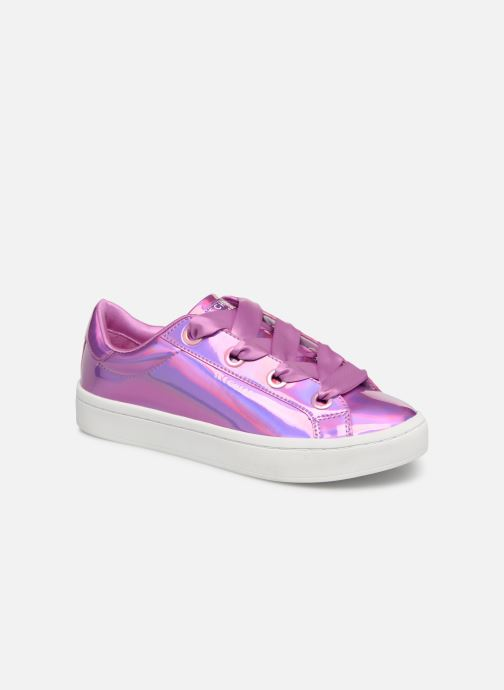 Sneakers Skechers Hi-Lite Liquid Bling Rosa detaljerad bild på paret