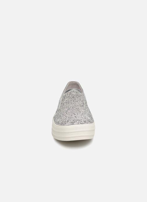 Sneakers Skechers Double Up Glitzy Gal Silver bild av skorna på