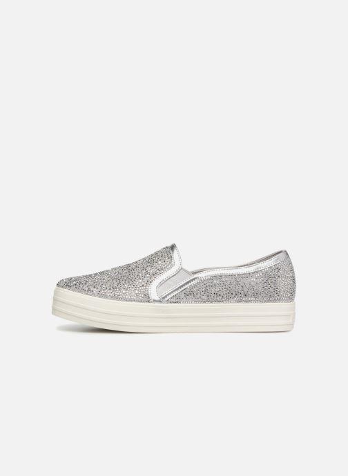 Sneakers Skechers Double Up Glitzy Gal Silver bild från framsidan