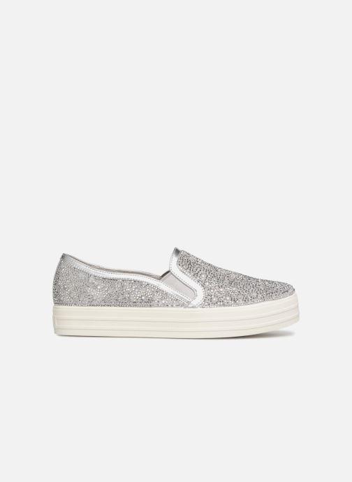 Sneakers Skechers Double Up Glitzy Gal Silver bild från baksidan