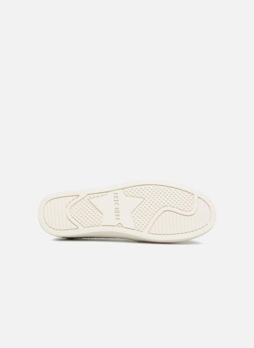 Sneakers Skechers Double Up Glitzy Gal Silver bild från ovan