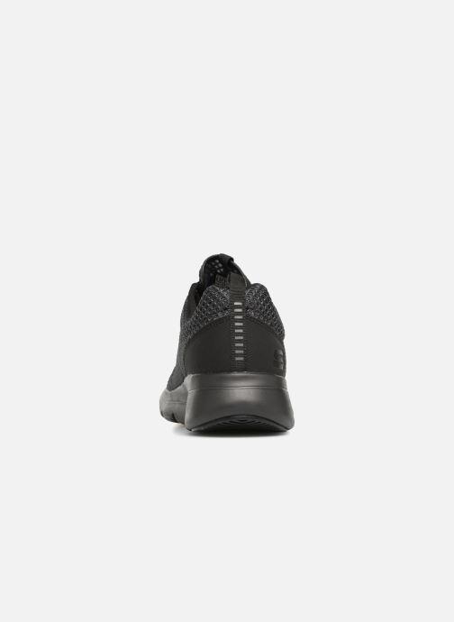 Zapatillas de deporte Skechers Marauder Negro vista lateral derecha