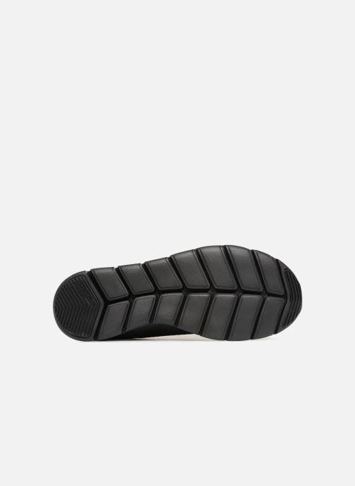 Chaussures de sport Skechers Marauder Noir vue haut