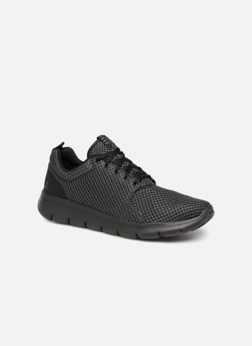Chaussures de sport Skechers Marauder Noir vue détail/paire