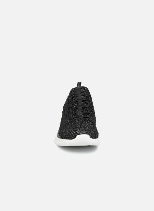 Sportschuhe Skechers Elite Flex Westerfeld schwarz schuhe getragen