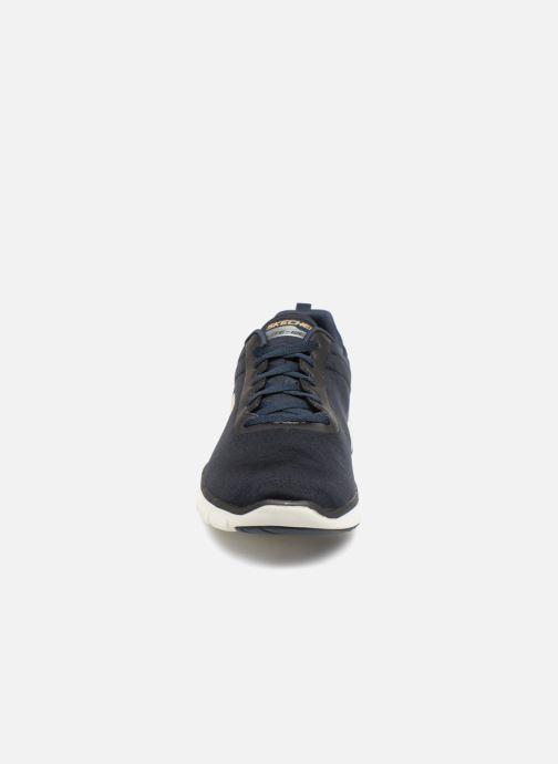 Zapatillas de deporte Skechers Flex Advantage 3.0 Jection Negro vista del modelo