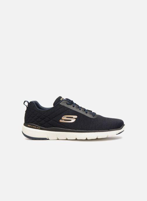 Zapatillas de deporte Skechers Flex Advantage 3.0 Jection Negro vistra trasera