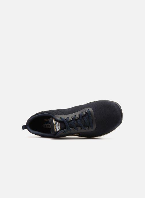 Zapatillas de deporte Skechers Flex Advantage 3.0 Jection Negro vista lateral izquierda
