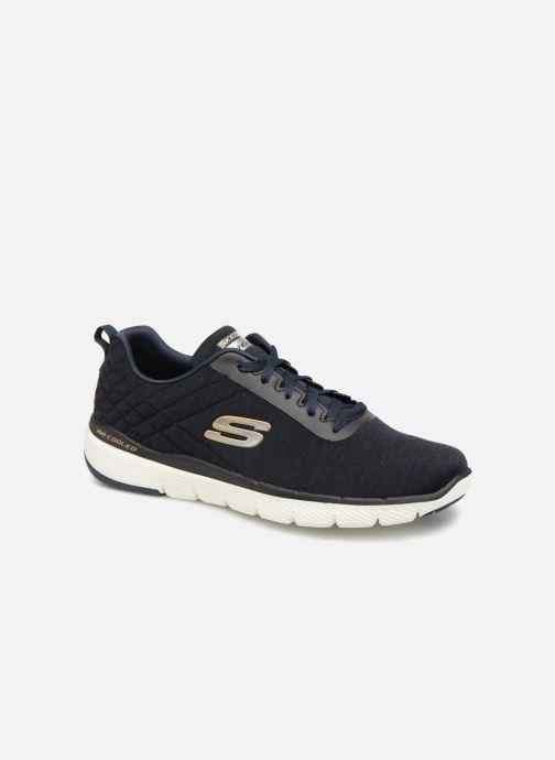 Zapatillas de deporte Skechers Flex Advantage 3.0 Jection Negro vista de detalle / par